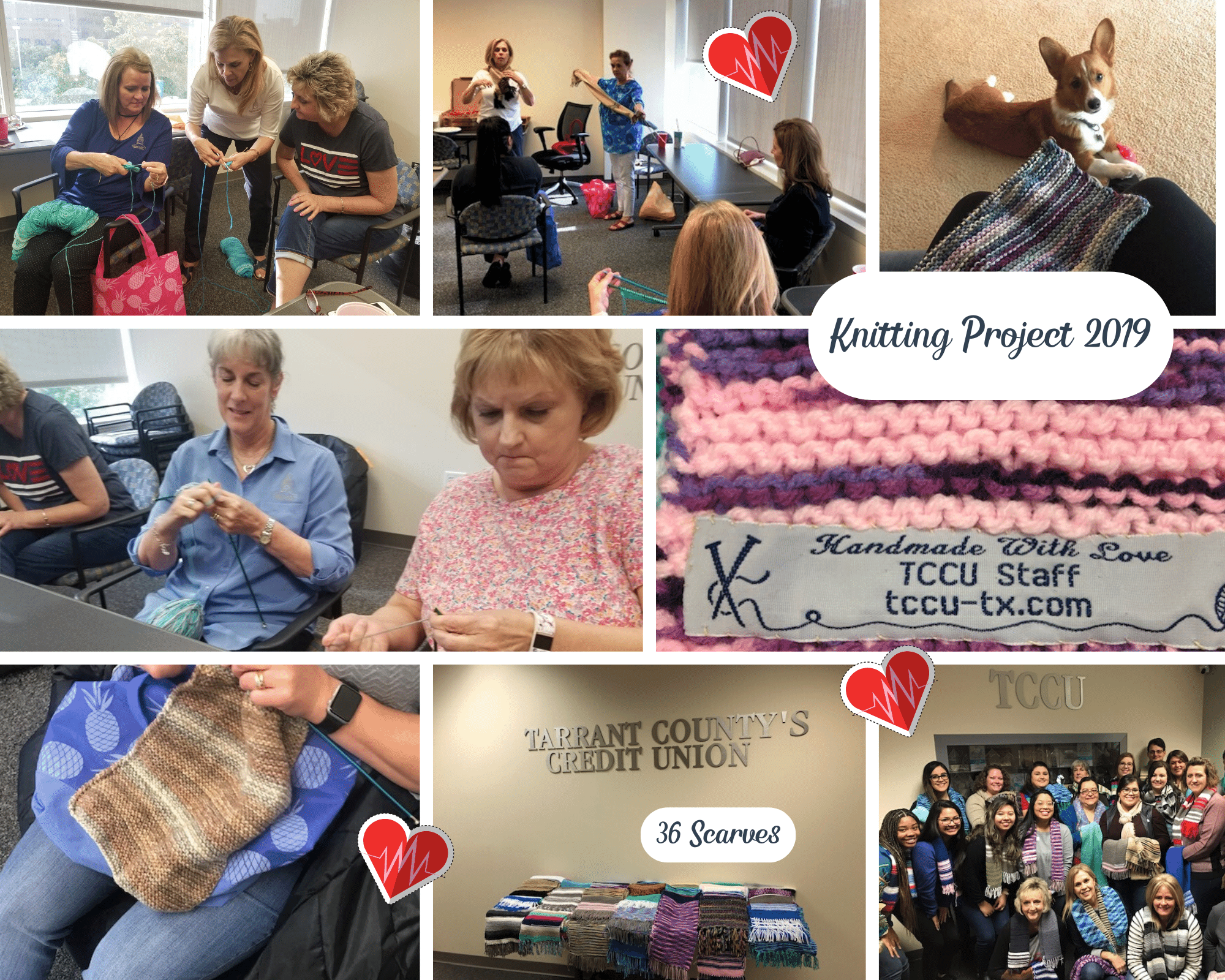 Knitting _for Health and Community
