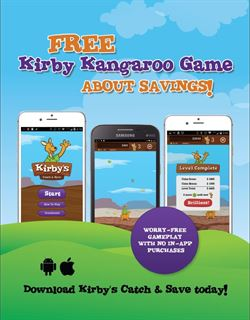 Free Kirby Kangaroo Game